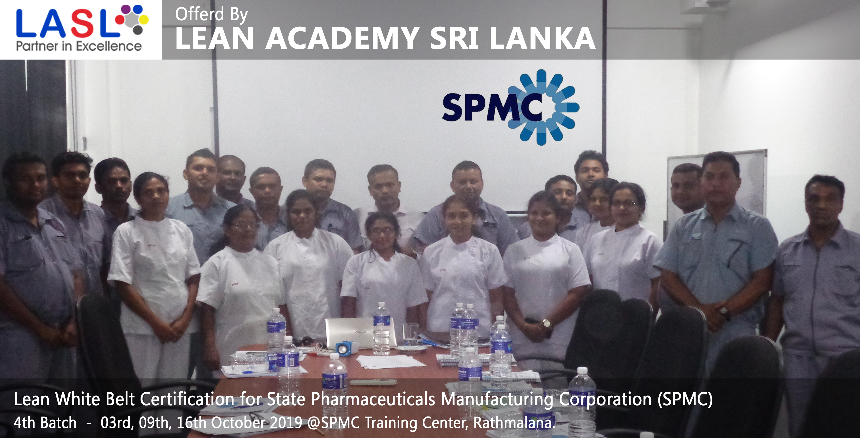 SPMC start their lean journey with LASL