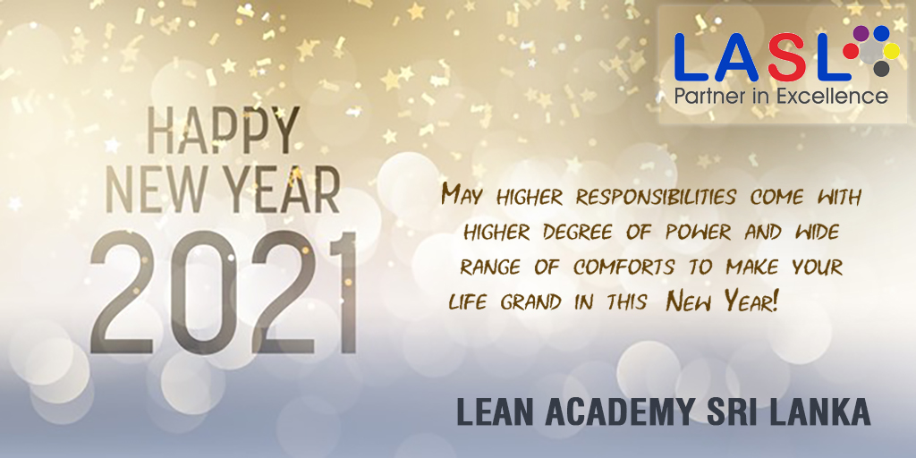 Lean Academy Sri Lanka Wish Your Happy New Year 20...